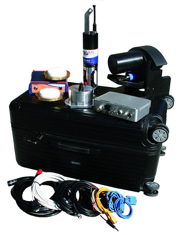 Multibeam-koffer